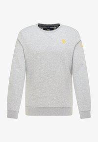 Schmuddelwedda - Sweatshirt - hellgrau melange - 4