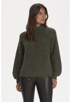 ELISAPW  - Sweter - rosin