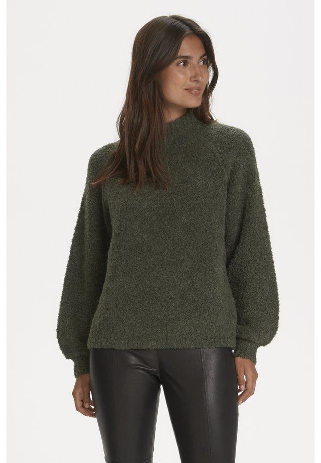 ELISAPW  - Pullover - rosin