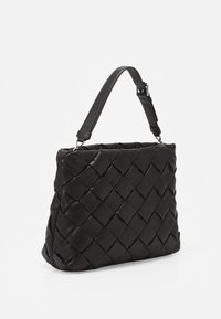 KARL LAGERFELD - KUSHION BRAID TOTE - Handbag - black - 2
