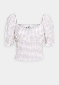 Abercrombie & Fitch - MIMOSA BLOUSE - Blouse - white - 6