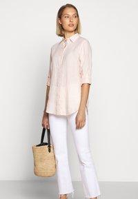 Lauren Ralph Lauren - TISSUE - Button-down blouse - pink/cream - 5