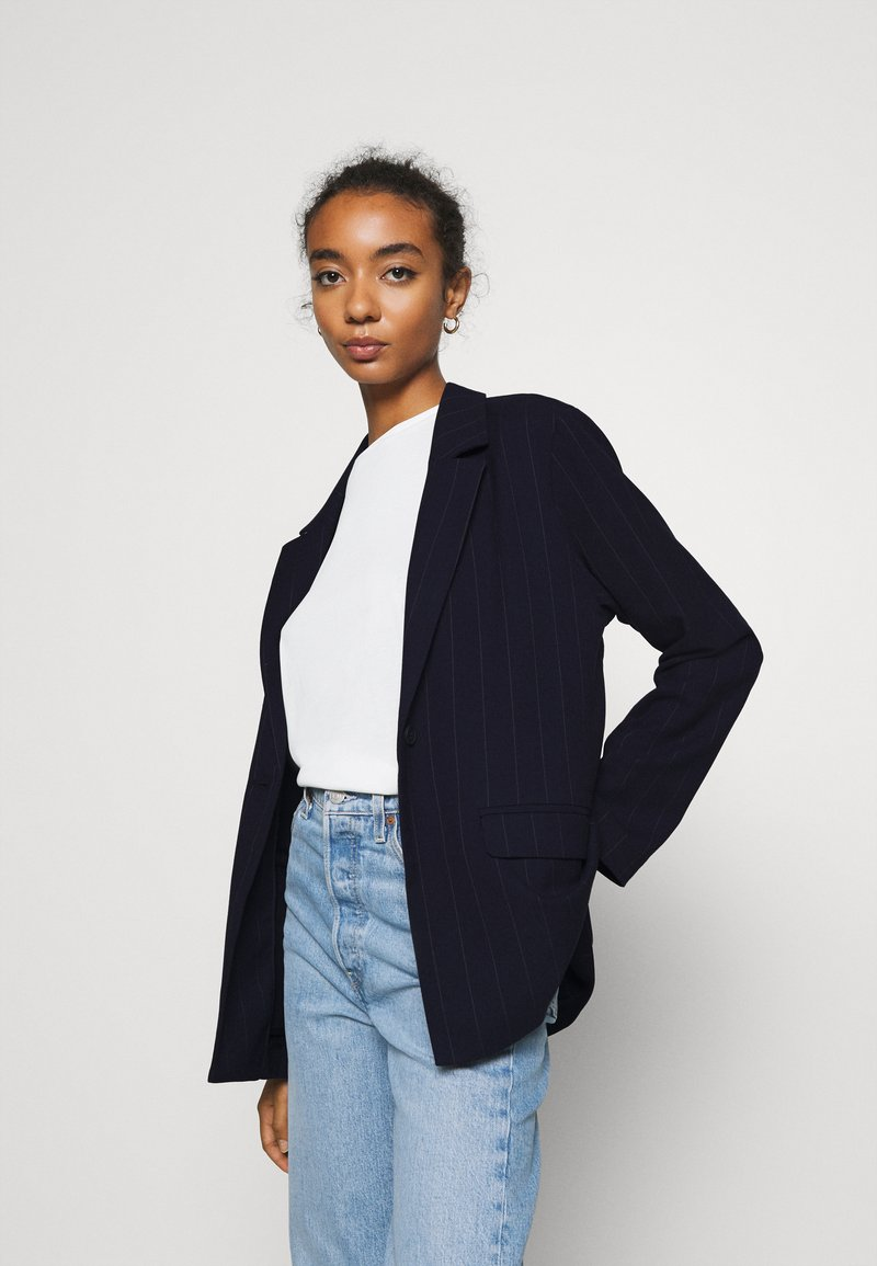Monki - DANI  - Blazer - blue