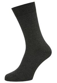 s.Oliver - ONLINE ESSENTIAL SOCKS  UNISEX 8 PACK - Socks - dark grey - 1