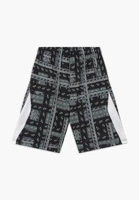 Nike Performance - DRY SHORT KIDS - Sports shorts - smoke grey/white - 1