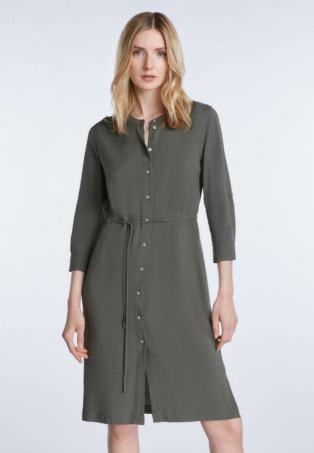 Day dress - army green
