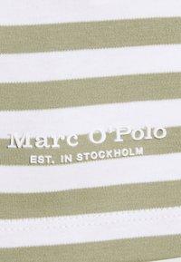 Marc O'Polo - LONG SLEEVE - Top sdlouhým rukávem - dried sage - 6