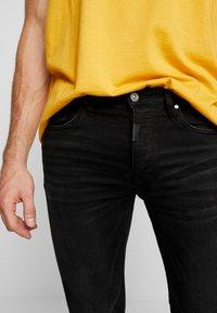 Tigha - MORTY - Jeans Skinny Fit - black - 5