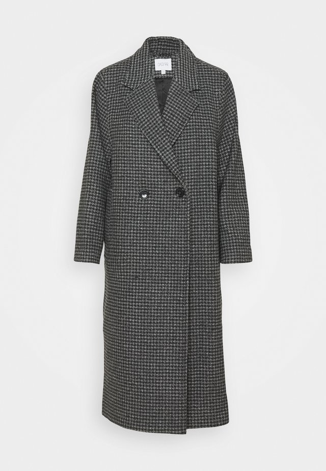 BAMBI - Klasický kabát - grey