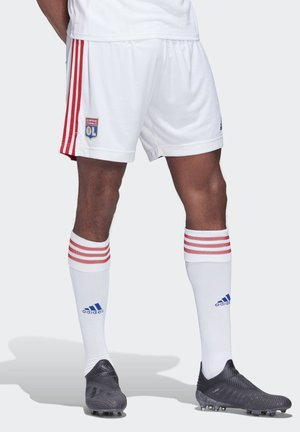 OLYMPIQUE LYON HOME AEROREADY SHORTS - Sports shorts - white