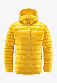 Haglöfs - ROC DOWN HOOD - Down jacket - pumpkin yellow - 4