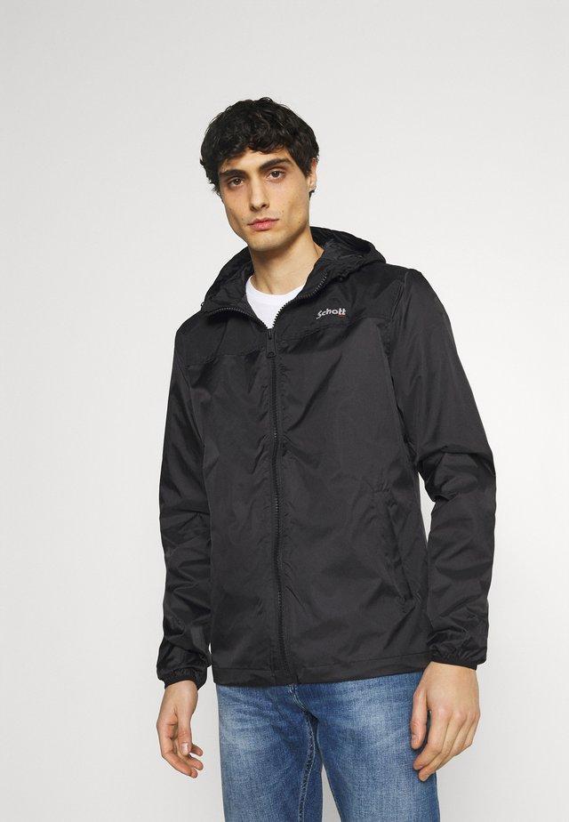 MAINE - Summer jacket - black
