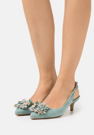 Klassiske pumps - mint