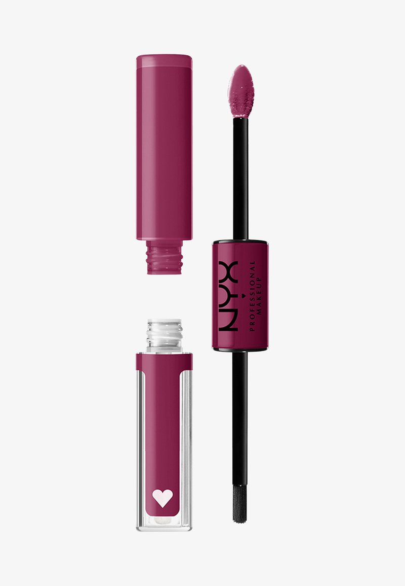 Nyx Professional Makeup - SHINE LOUD HIGH PIGMENT LIP SHINE - Lip gloss - in charge