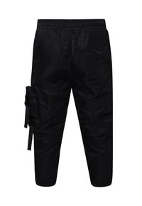 Ed Hardy - TIGER-BELLOWS PANT - Cargobyxor - black - 1
