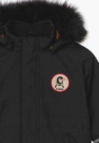 Mini Rodini - K2 PARKA - Zimní kabát - black - 5