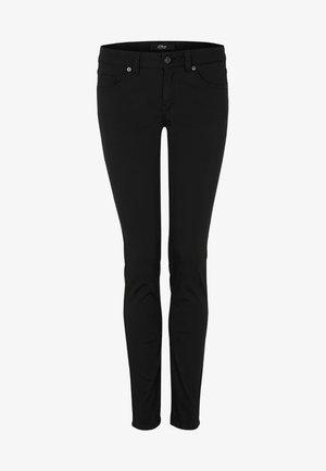 Trousers - secret black