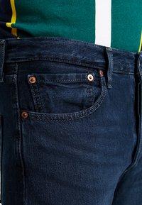 Levi's® - 501 ORIGINAL  - Straight leg jeans - dark hours - 3
