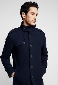 Selected Homme - SLHCOVENT COAT - Cappotto invernale - dark sapphire - 3