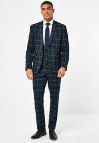 Next - TAILORED FIT  - Suit jacket - green - 1