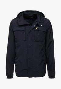 Lyle & Scott - POCKET JACKET - Outdoor jacket - dark navy - 3