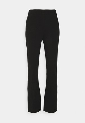 LOWIE PANT - Trousers - black