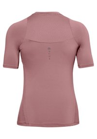 Under Armour - RUSH - Print T-shirt - bordeaux (502) - 5