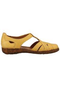 Josef Seibel - Walking sandals - yellow - 5