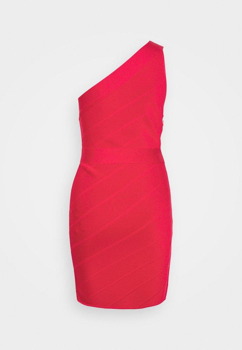 one shoulder dress - etuikleid - rio red