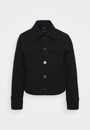 PIXIE - Summer jacket - black