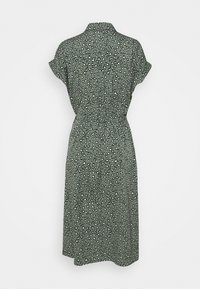 ONLY - ONLHANNOVER SHIRT DRESS - Skjortekjole - laurel wreath - 1