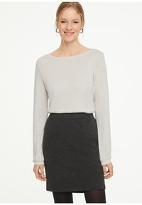comma casual identity - Long sleeved top - white - 0
