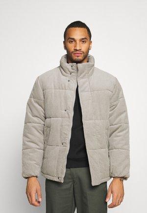 PUFFER - Winter jacket - grey