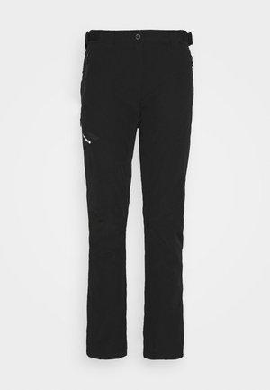 BONDVILLE - Pantalones - black