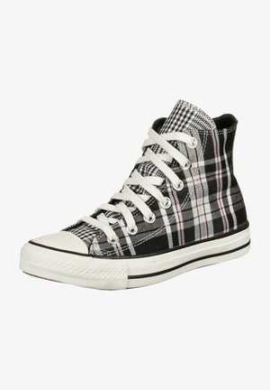 CHUCK TAYLOR ALL STAR - Höga sneakers - black/white/egret