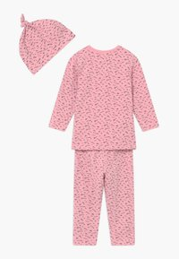 Name it - NBFBARLINE SET - Trousers - pink nectar - 1