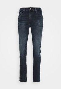TAPER - Jeans slim fit - denim dark