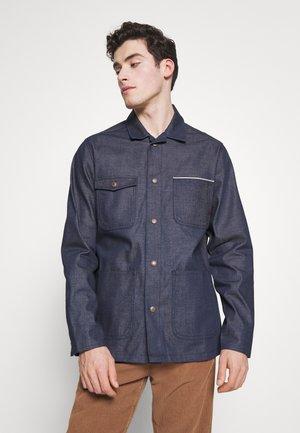 JJIROYAL JJWORKER - Giacca di jeans - blue denim