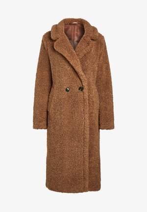 Klasický kabát - brown