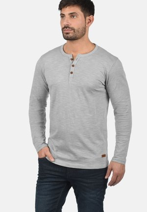 RUNDHALSSHIRT MIGOS - Long sleeved top - monument