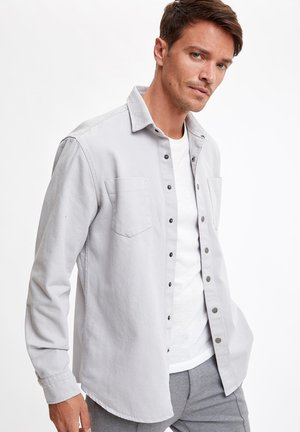 OVERSHIRT - Shirt - ecru