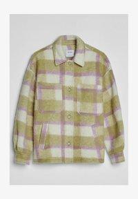 Bershka - Summer jacket - green - 4