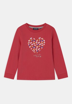 KIDS GIRLS - Sweater - rot