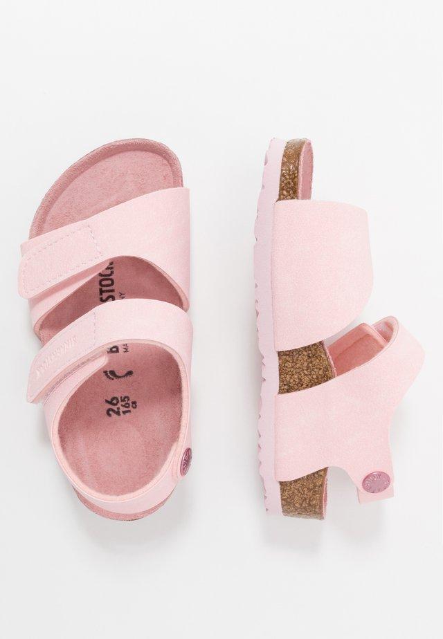PALU - Sandály - chalk pink