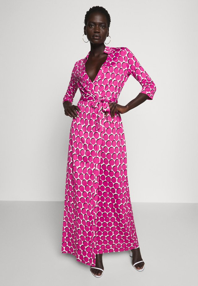 ABIGAIL - Maxi dress - pink