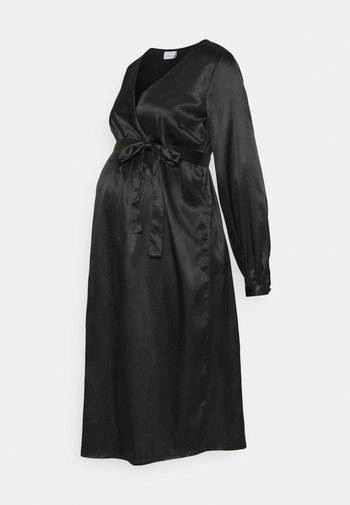 MLSHELBY DRESS - Vestido de cóctel - black