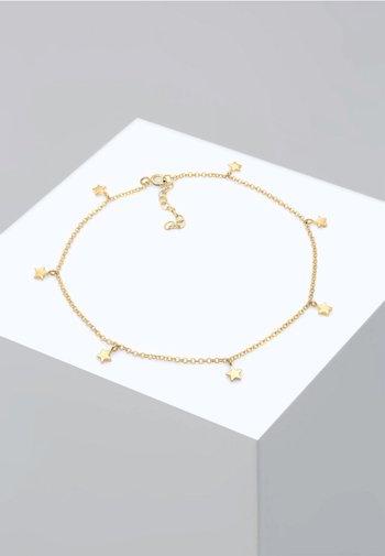 ANKLET STARS - Bracelet - gold-coloured