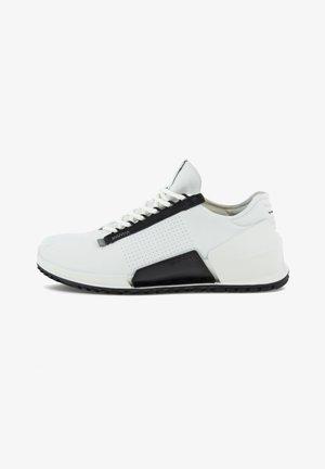 BIOM 2.0 W LOW LEA - Sneakers laag - white