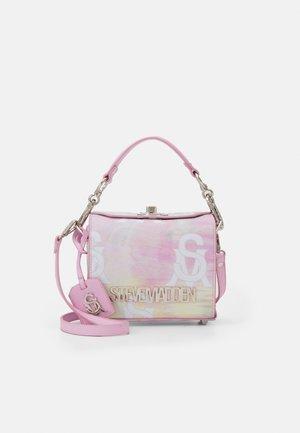 KROME - Handbag - pastel