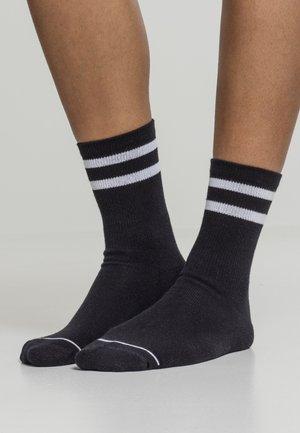 2 PAIRS PACK - Socks - black/white
